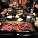 【再婚勝応援ブログvol.536】焼き肉同盟結成!!その後、コーヒーへ♪♪