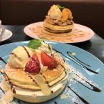 【再婚勝応援ブログvol.589】パンケーキ食べたい!♪ パンケーキ食べた!♪